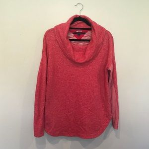 Tommy Hilfiger Athluxe Cowl Neck Pullover